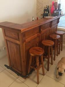 Bar and stools Camden Camden Area Preview