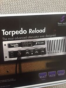 Two notes Torpedo Reload for sale