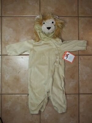 Pottery Barn Kids Baby Lion Halloween Costume 6- 12 Months #56 ()