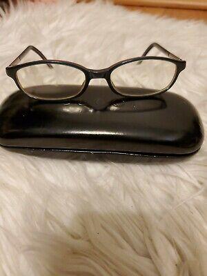 Vintage GUCCI Designer Prescription Glasses Eyeglasses Frames