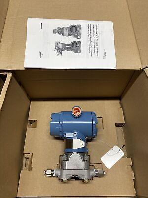 New Rosemount 3051cd2a22a1am5 Transmitter