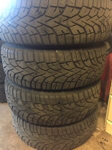 Winter tires 195-65-15 GISLAVED NORD FROST !!!!