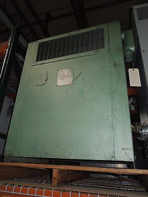 Niagara 150kva 208-416y240v 3ph Dry Type Transformer Used Electrically Ok