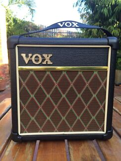 Vox Mini-5 Rhythm Guitar Amp  Jindalee Brisbane South West Preview