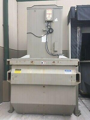 J.v. Manufacturing Vch-08-f 2015 Trash Compactor