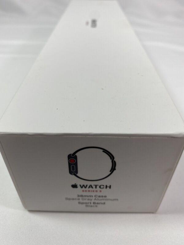 Apple Watch Series 3 Sport 38mm Empty Box Only No Watch