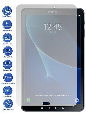 Protector de Pantalla Cristal Templado Vidrio Tablet Galaxy Tab A 2016 10.1...