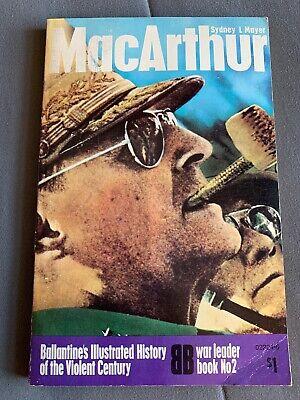 MACARTHUR - Mayer, Sydney - First Edition 1st (Mayer Sydney)