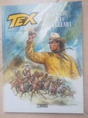 Serpieri- Tex- L'eroe e la leggenda-cartonato Bonelli editore 2015