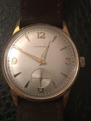 Vintage Junghans Gents Wristwatch.