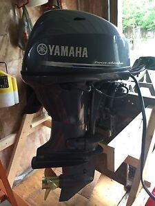 2011 Yamaha 40 four stroke