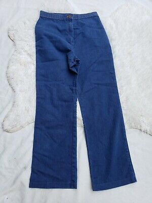 Jeans Size 16 Flare Boho Wide Leg Bohemian 70's Theme Party Hip Vtg Chic Retro ](Bohemian Themed Party)