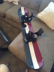 Snowboard equipment for $200 or best offer