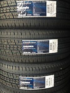 245/55 R19 Brand new tyres Salisbury Salisbury Area Preview