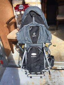 Deuter child carrier/hiking pack