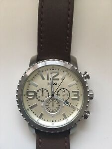 Men's Fossil Watch (never worn)