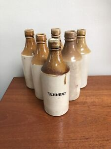 Antique Stoneware bottles