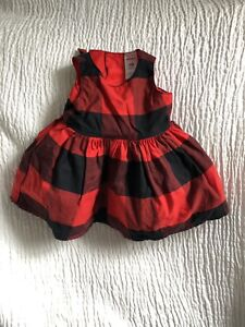 Carters newborn holiday dress