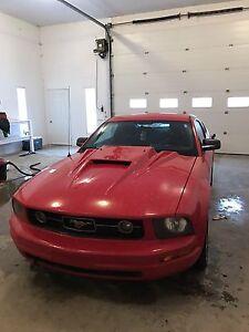 2007 Ford Mustang V6