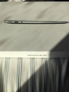 New macbook air  (with receipt and box)