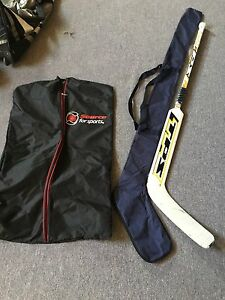 Hockey stick carry case  and jersey carry bag