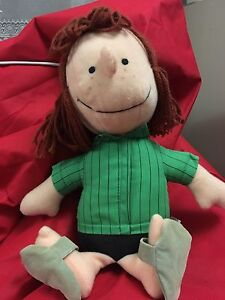 Retro Peppermint Patty doll North Perth Vincent Area Preview