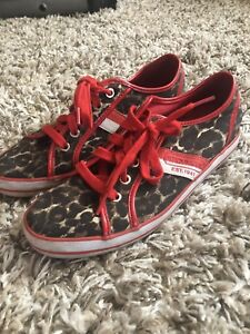 Coach Sneakers Shoes 8.5