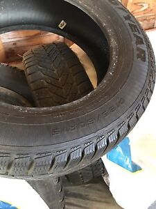 Pneus goodyear ultra grip ice 195/60 r15