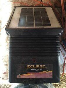 Solar fencer