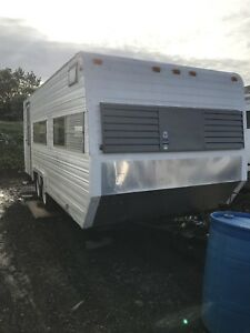 Terry travel trailer like new