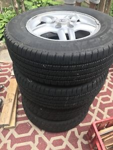 All Season Tires for Sale - Honda rims