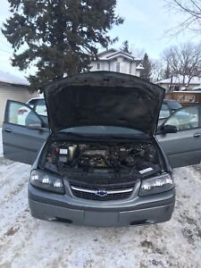 Chevy Impala LOW KMS ACTIVE
