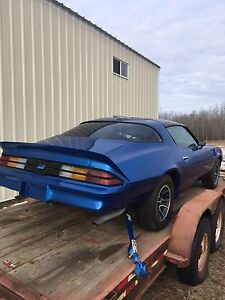 Wanted 73-81 Camaro Z28 parts
