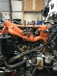 Cummins ISX New Engine
