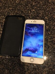 iPhone 6s-32Gb W Rogers /chatr gr8 condW Case&Charger