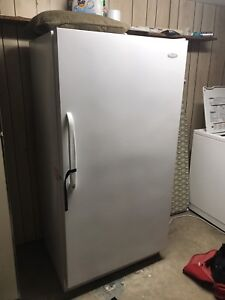 Woods 33IN Wide Commercial Upright Freezer