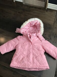 Osh Kosh parka for toddler
