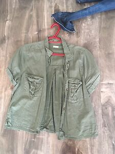 Selling a variety of clothes!!