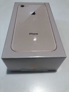 iPhone 8 rose gold 64 gb (never opened)
