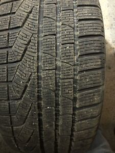 BMW M5 Winter tires 2-275/35/20 and 2-295/30/20