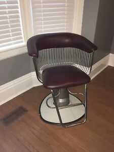 1930's wired barber chair