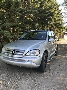 2005 Mercedes ML350 Special Edition