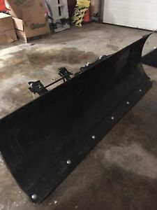 Tric 54 inch front mount Plow