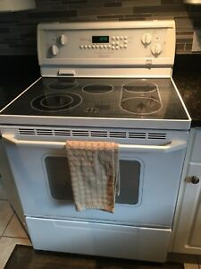 Self clean oven