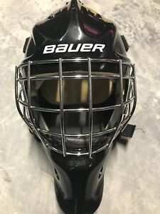 Bauer NME Junior Goalie Helmet