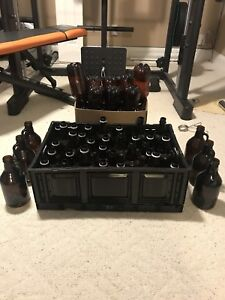 Home Brewing Beer Bottles