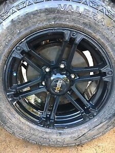 Crossfire rims and primewell Valera at $1000 negotiable Redland Bay Redland Area Preview