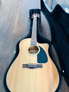Guitare fender electro acoustique