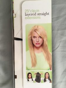 Hairdo Clip-in Extensions