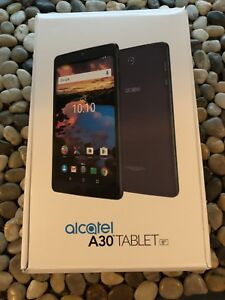 "Alcatel A30 8"" Android 32gb with cellular."